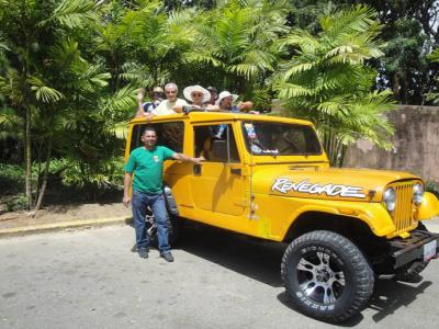 Полуостров Маканао на джипах